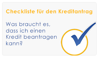 checkliste, kredit